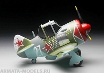 107 Cute  Lavochkin La-7 Fighter