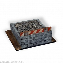 35-0062  Railroad Buffer Block