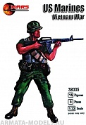 32005MR Фигуры US Marines Vietnam War