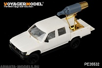 PE35532 Набор фототравления для Modern Pick-up with Rocket Launcher(For MENG VS-001/002)