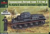 MQ 3546 German PzKpfw IID с фигурой