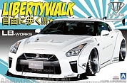 05590 Nissan GT-R R35 LB Works type 1.5