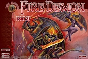 ALL72036 Фигуры Fire Demon set 2 1/72