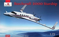 АМ72273 Самолет Beechcraft 2000 starship