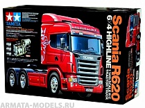 56323 Scania R620 6x4  Highline