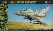 88001 Самолет Israeli Air Force Kfir C2/C7