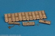 MTL-35018 Tracks for T-34 550mm M1941 Early Type 2