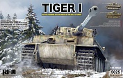 RM-5025 1/35 TIGER EARLY PRODUCTION W/ FULL INTERIOR