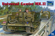 RV35027 1/35 Universal Carrier Mk.II (full interior)