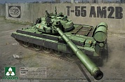 2057Т DDR Medium Tank T-55 AM2B 1/35