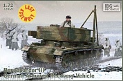 IBG72059 БРЭМ Bergepanzer III (EASY ASSEMBLY KIT)