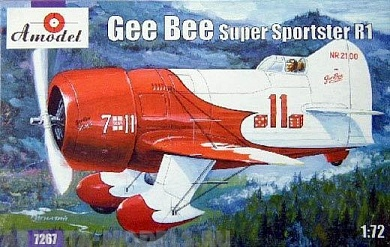 AM7267 GEE BEE R1 SUPER SPORTSTER Amodel