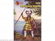 72086MR Фигуры Early Mycenaean Infantry 1/72