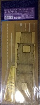 72152-4 Набор для WOODEN DECK FOR 49227-1 AIRCRAFT CARRIER AKAGI