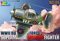 105 Cute  Supermarine Spitfire Fighter