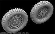 HSR 35087 SD.KFZ. 222 WHEELS TYPE 1