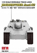 RM-5024 1/35 Workable Track Links for Jagdpanther Ausf.G2