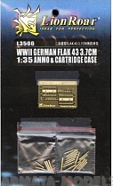 L3506 Ammo & Cartridge case for 37mm Flak 43