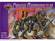 ALL72034 Фигуры Orks Catapult 1/72