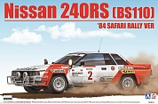 B24014 Nissan 240RS [BS110] 84' Safari Rally Ver.