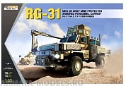 K61015 RG-31 Mk5 US Army Mine-protected Armored Personnel Carr