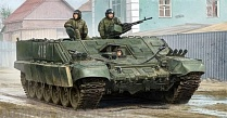 09549 БТР  Russian BMO-T specialized heavy armored personnel carrier