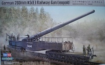 82903 Орудие German 280mm K5(E) Railway Gun Leopold