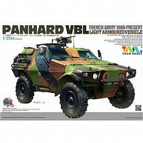 4603 FRENCH ARMY 1987-PRESENT PANHARD VBL LIGHT ARMOURED VEHICLE 1/35