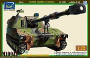 RT72002 M109A2 155MM Self-Propelled Howitzer