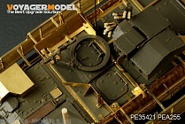 PEA255 Набор фототравления для Modern US  Stryker M1134  blast shield(For AFV CLUB 35134)