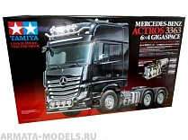 56348T Mercedes-Benz Actros 3363 GigaSpace