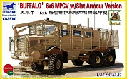 CB35101 Бронемашина  BUFFALO 6x6 MPCV w/Slat Armour Version